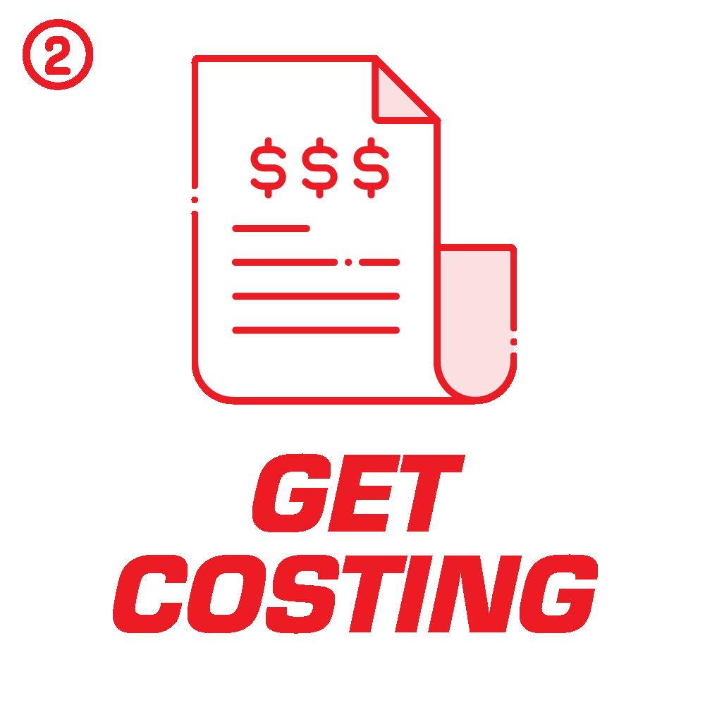 Get Costing